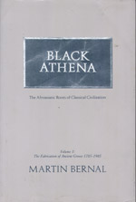 martin bernal black athena thesis