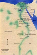 Map of Kemet